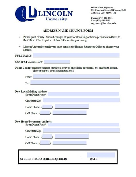 airasia name change e form forms lincoln university