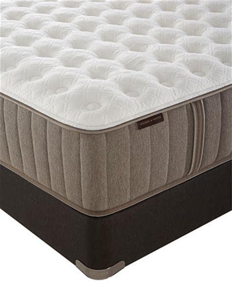 G S Stearns Luxury Firm Mattress by Stearns Foster Estate Palace Luxury Firm Tight Top