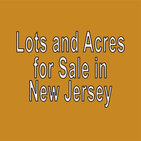 houses to buy in new jersey buy cheap land in new jersey