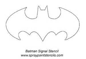 batman template template on batman and batman logo