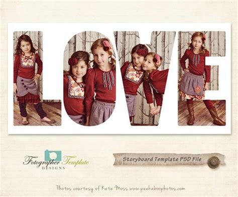 10x20 Photography Storyboard Templates Storyboard Photoshop Free Photoshop Templates For Photographers