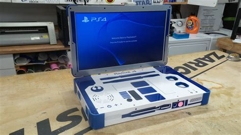 mod game ps4 ps4 star wars custom console looks amazing gamespot