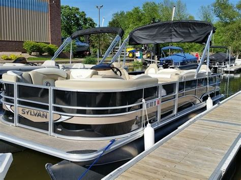 used boats wi pontoon new and used boats for sale in wisconsin