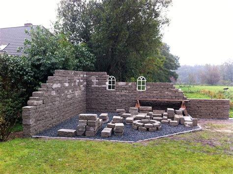 Gestaltung Gartenmauer by Gartenmauer Gestalten Gartenmauer Mediterran Gestalten