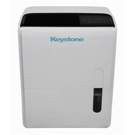 keystone energy 95 pint dehumidifier with built in