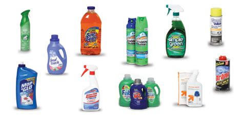 toxic household cleaners ewg releases a hall of shame household cleaner report