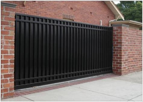 driveway gate design ideas get inspired by photos of driveway gates from australian designers