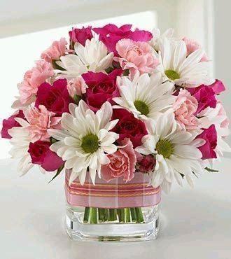 imagenes de rosas originales centros de mesa flores naturales boda quince