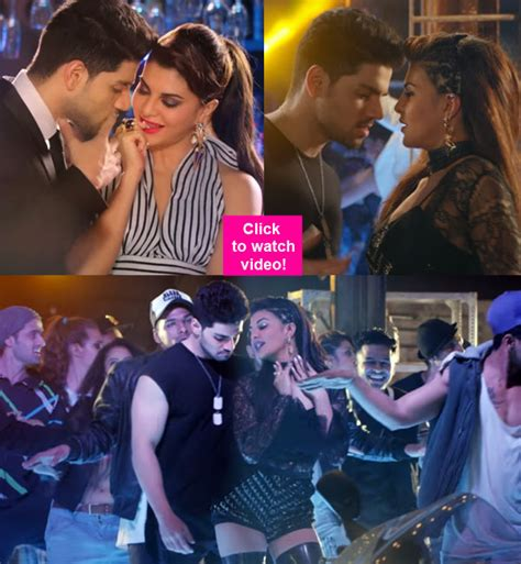 song for gf gf bf song jacqueline fernandez makes a great singing
