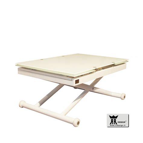 tavoli saliscendi tavolino saliscendi bianco white mod della
