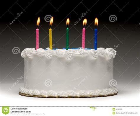 birthday cake profile stock  image
