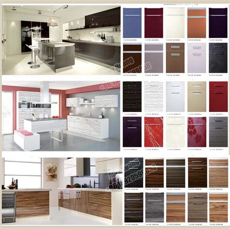 kitchen cabinet doors only price guangzhou factory modern classical competitive price