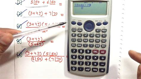 casio fx es  electrical engineering