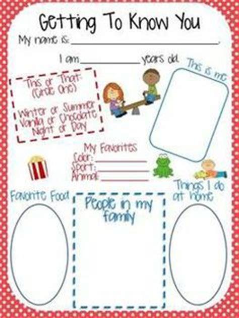 kindergarten activities getting to know you 1000 images about quot get to know you quot activities on