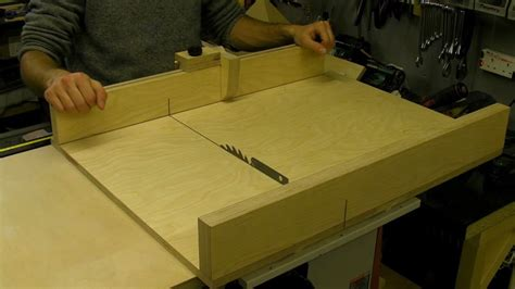 how to build a sled for table saw how to build a table saw sledge sled with flip stop