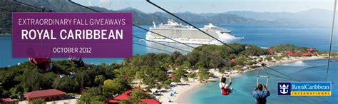 American Express Travel Sweepstakes - royal caribbean archives michael w travels