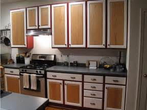 Two Tone Kitchen Cabinets by Miscellaneous Two Tone Kitchen Cabinets Interior