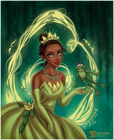 princess frog daekazu deviantart