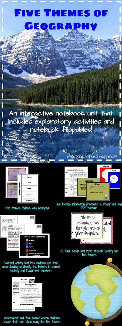 themes of geography scenarios best 25 hands on geography ideas on pinterest