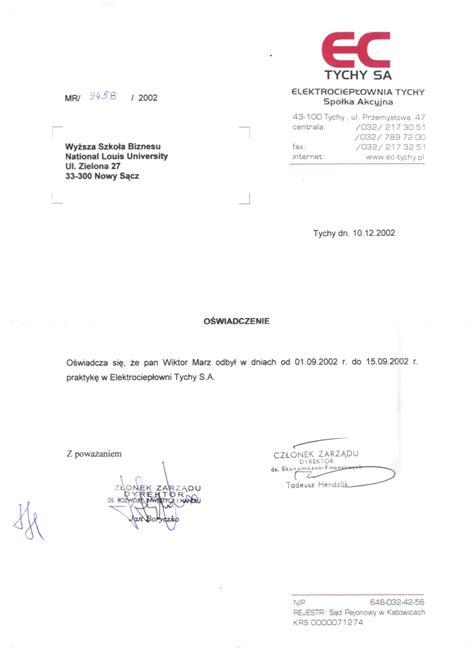 Letter Of Recommendation After Internship recommendation letter after internship completion cover