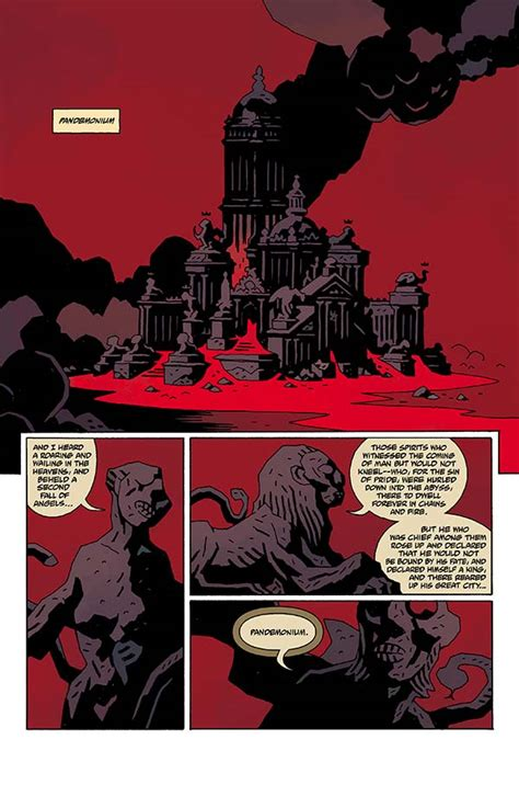 libro hellboy in hell volume hellboy in hell 2 heats things up what cha reading