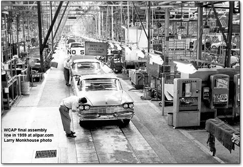 Chrysler Manufacturing Plants by Ontario Chrysler Plants