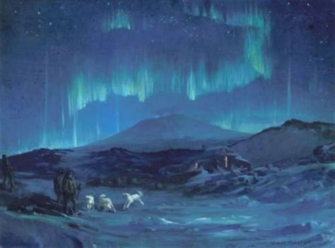 icy beauty polar paintings from the 1800's | ecodaddyo.com