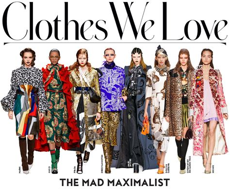 maximalist style shop the fall 2016 trend mad maximalist instyle com