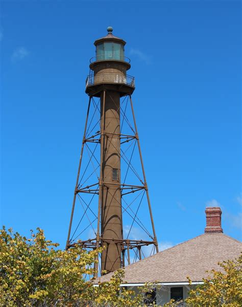 Sanibel Island Light by Sanibel Island Lighthouse Sanibel Island