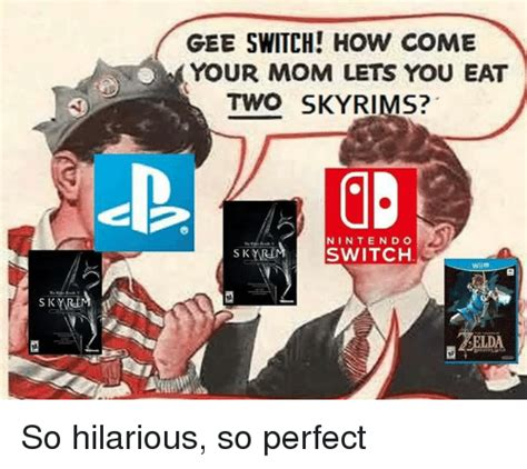how to your to come to you nintendo switch memes of 2017 on sizzle trailer