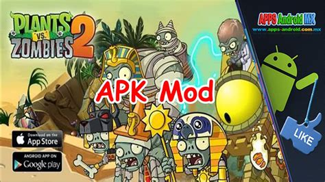 plants vs zombies mod apk plants vs zombies 2 apk mod 2 9 1