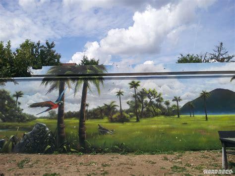 Mur Végétal Extérieur Pas Cher 2251 by Cuisine Fresques D 195 169 Cor Trompe L Oeil Deco Decorer