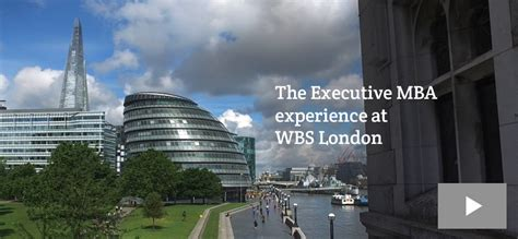 Executive Mba Greenwich Uk by Testimonials Executive Mba Warwick Business
