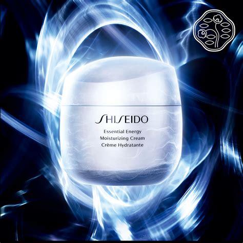 Shiseido Essential Energy shiseido company limited reveals an innovative