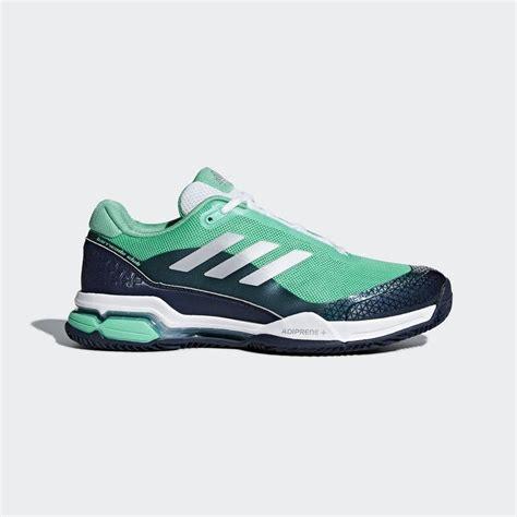 adidas mens barricade club tennis shoe  gannon sports