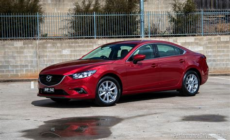 mazda m6 2016 mazda6 sport review performancedrive