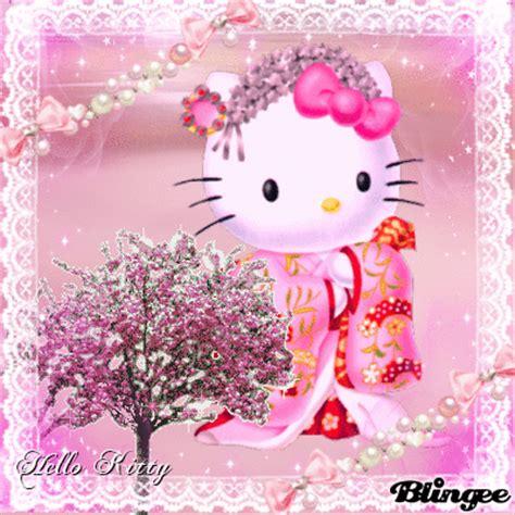 Kartu Hellokitty hello kimono fotograf 237 a 123854957 blingee