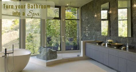 How To Create A Spa Bathroom by Clever Ideas To Create A Spa Feel Bathroom Vista