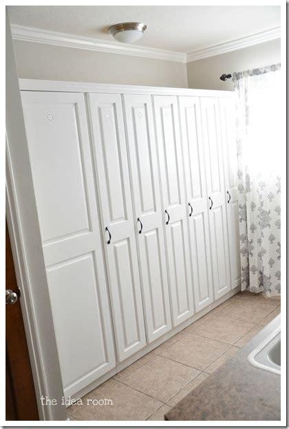 Building A Wardrobe - how to build a closet shelf the idea room