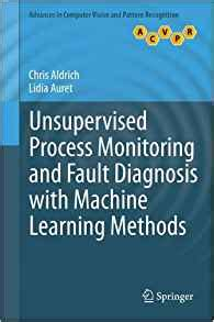 pattern recognition and machine learning amazon unsupervised process monitoring and fault diagnosis with