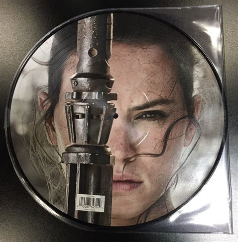 awakens vinyl picture disc awakens ost gets picture disc release through ht
