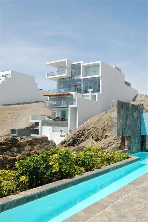 modern beach houses contemporary beach house with terraces idesignarch