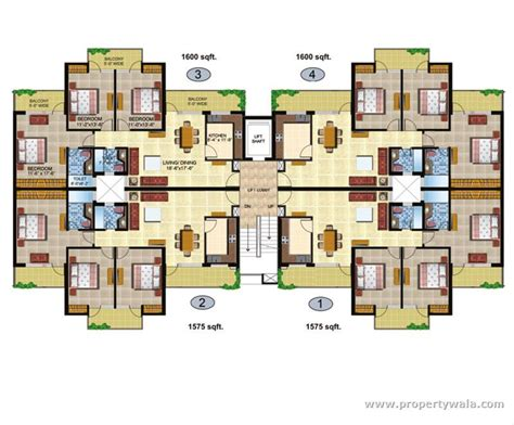3 bhk floor plan omaxe panorama city city homes bhiwadi alwar mega
