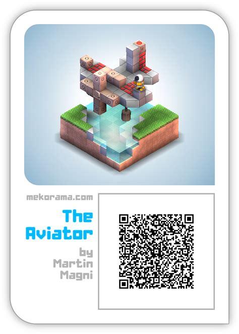 the card mekorama by martin magni press kit