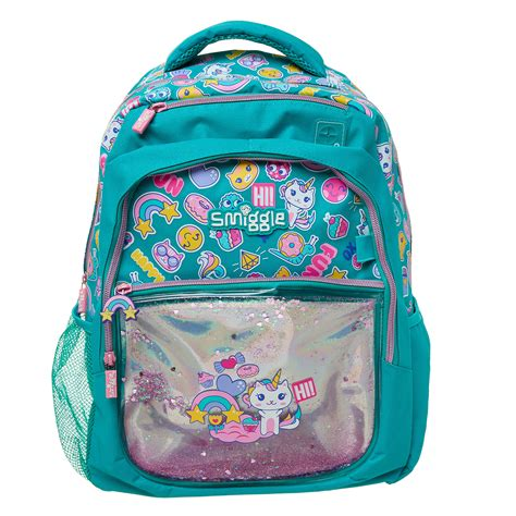 Smiggle Backpack Size shimmy shake backpack smiggle uk