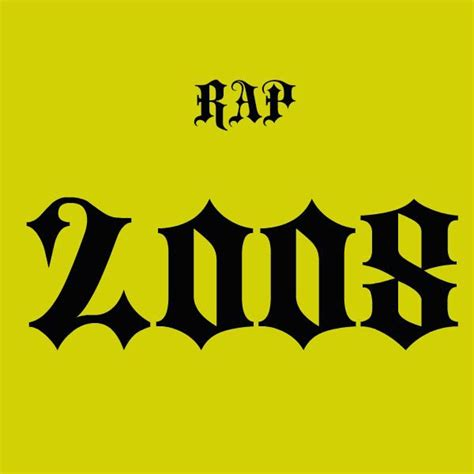 Top 20 Of 2008 by 8tracks Radio 2008 Rap Top 20 20 Songs Free And
