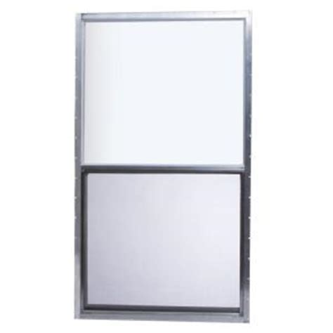 tafco windows 30 in x 54 in mobile home single hung