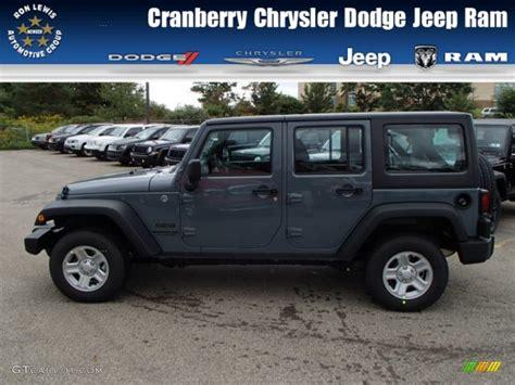 2014 jeep color anvil autos post
