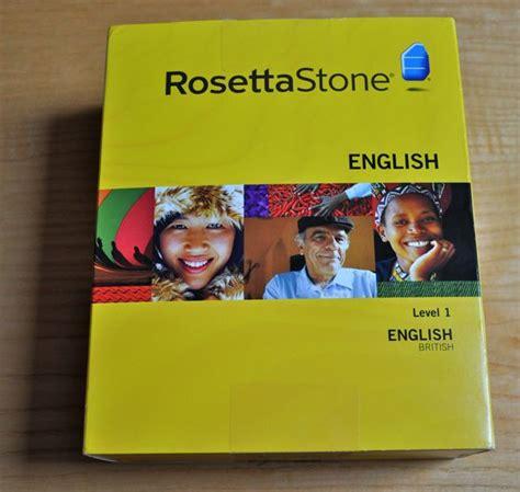 rosetta stone british english kurs języka angielskiego rosetta stone british english
