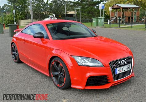 Audi Tt Rot 2013 audi tt rs plus red